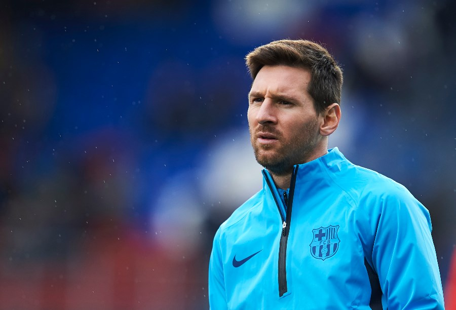 Barcelona's Lionel Messi is one of the stars that has grown interest in La Liga. (Getty Images)