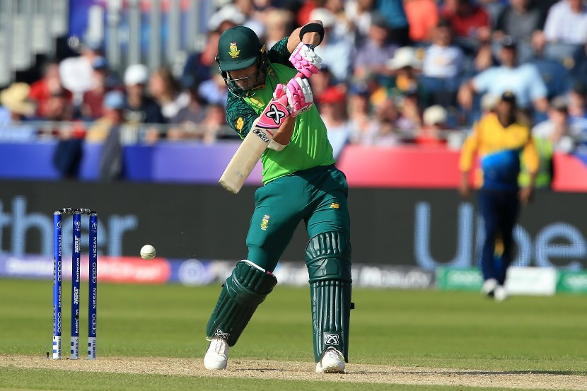 Faf du Plessis has responded well to criticism in his last two innings for South Africa, doing his talking with the bat. (Getty Images)