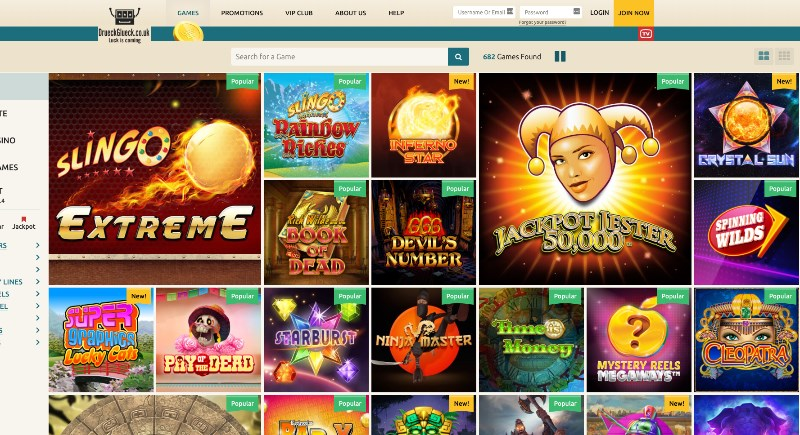 Drueckglueck Casino Review
