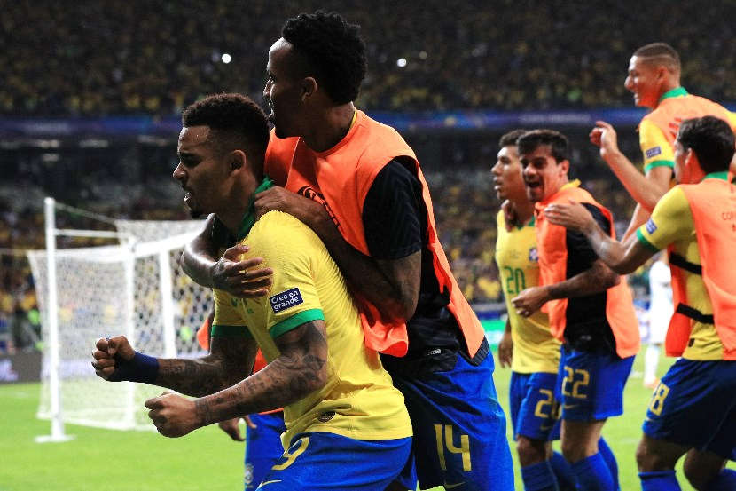 Brazil have hardly missed Neymar thanks to their formidable attacking force. (Getty Images)