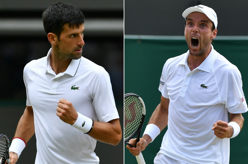Novak Djokovic Vs Roberto Bautista Agut Preview Predictions Betting Tips Live Stream Djokovic Set For Wimbledon Final