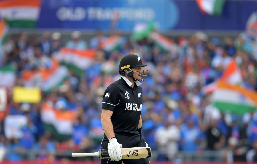 New Zealand's Martin Guptill has struggled to find his best form during the 2019 Cricket World Cup. (Getty Images)