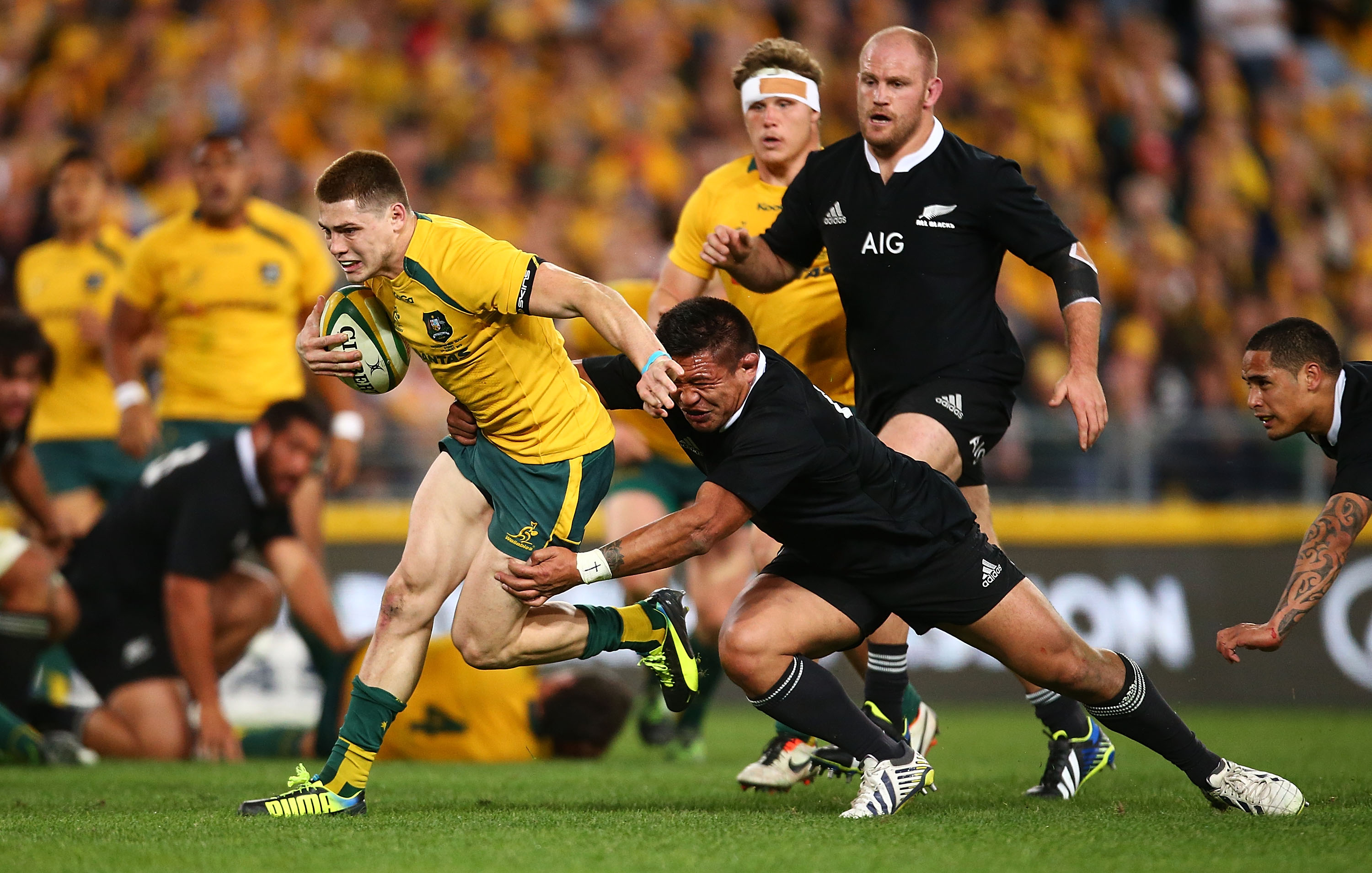 james o'connor playing for australia