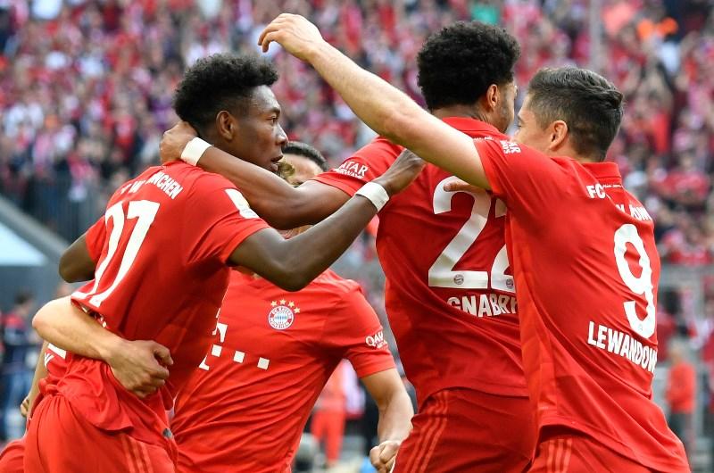 Bayern Ac Milan