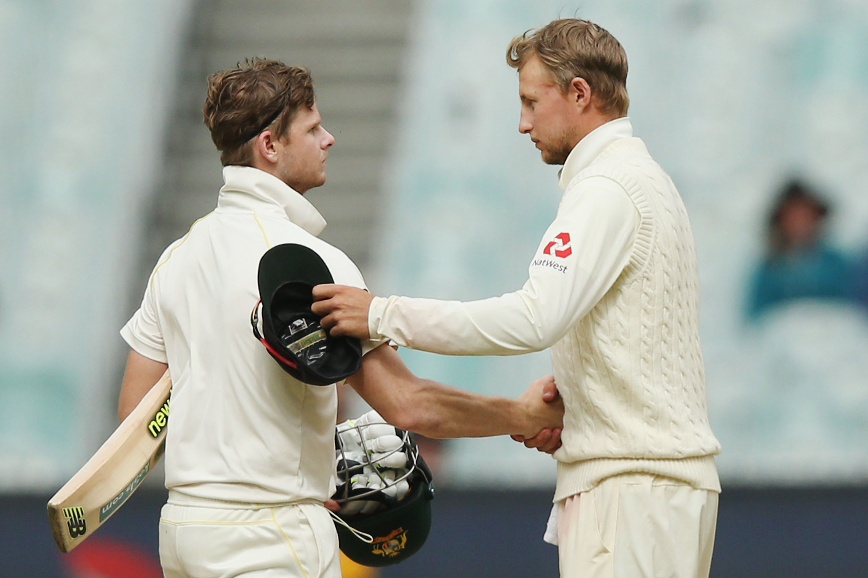 Joe Root, Steven Smith