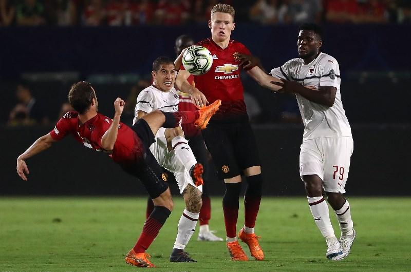 International Champions Cup football betting tips