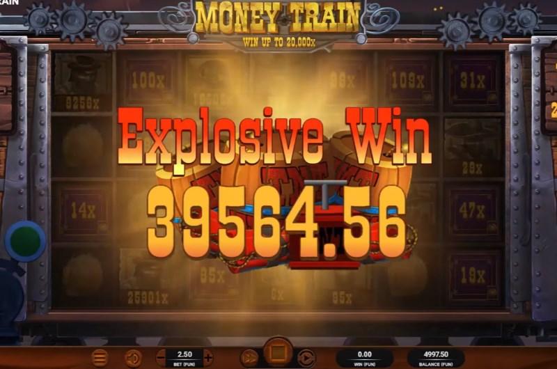 Huge slots casino
