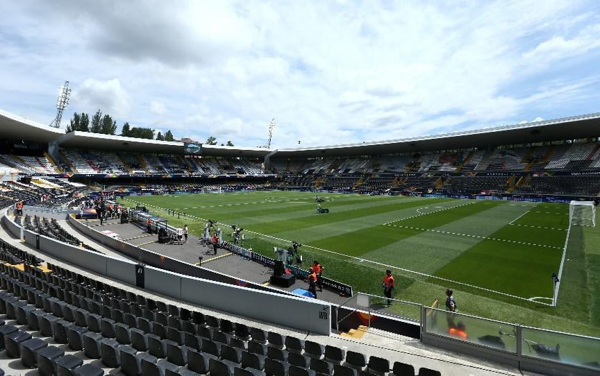Estádio Dom Afonso Henriques view