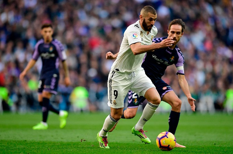 Real madrid valladolid betting preview betting bangarraju neelamegam subramanian