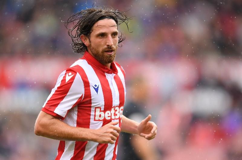 Stoke City Joe Allen