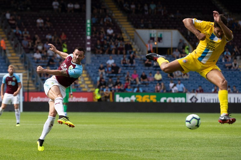 Burnley have a great chance to cause an upset against Arsenal at Turf Moor in the Premier League. (Getty Images)
