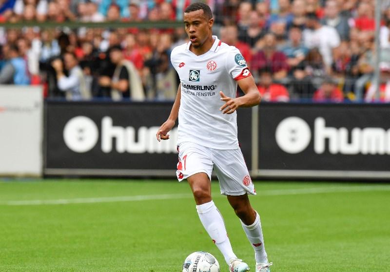 FSV Mainz Robin Quaison