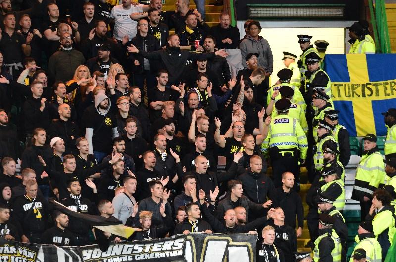 AIK fans