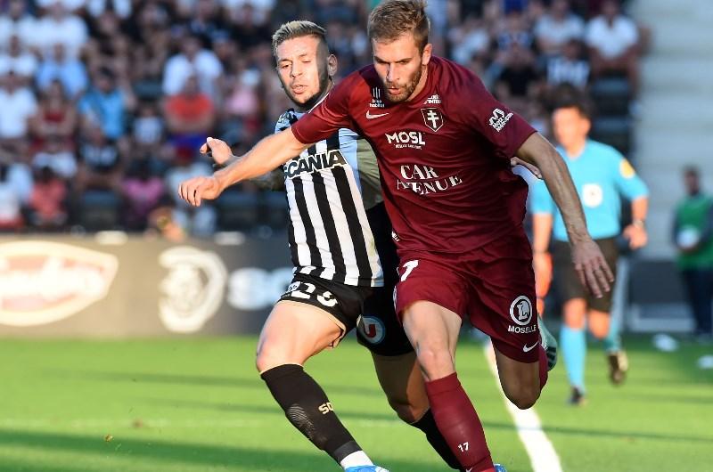 FC Metz Angers