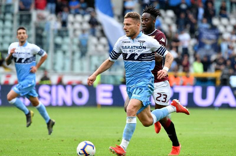 Lazio FC Immobile