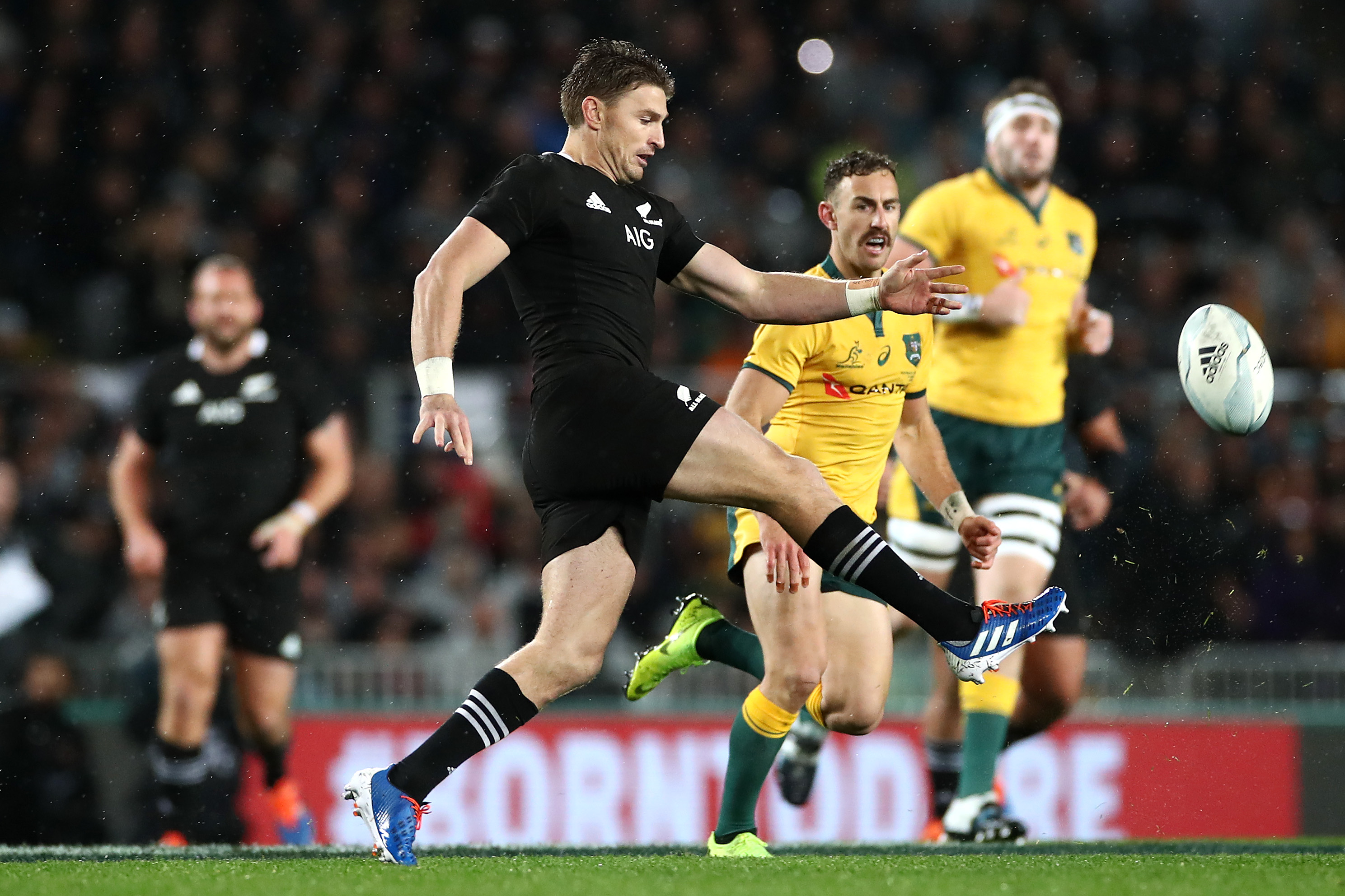 Beauden barrett all blacks