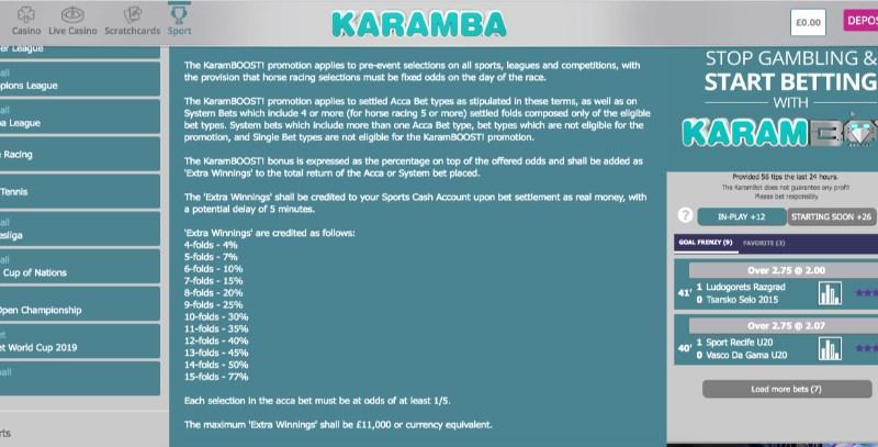 Karamba KaramBOOST