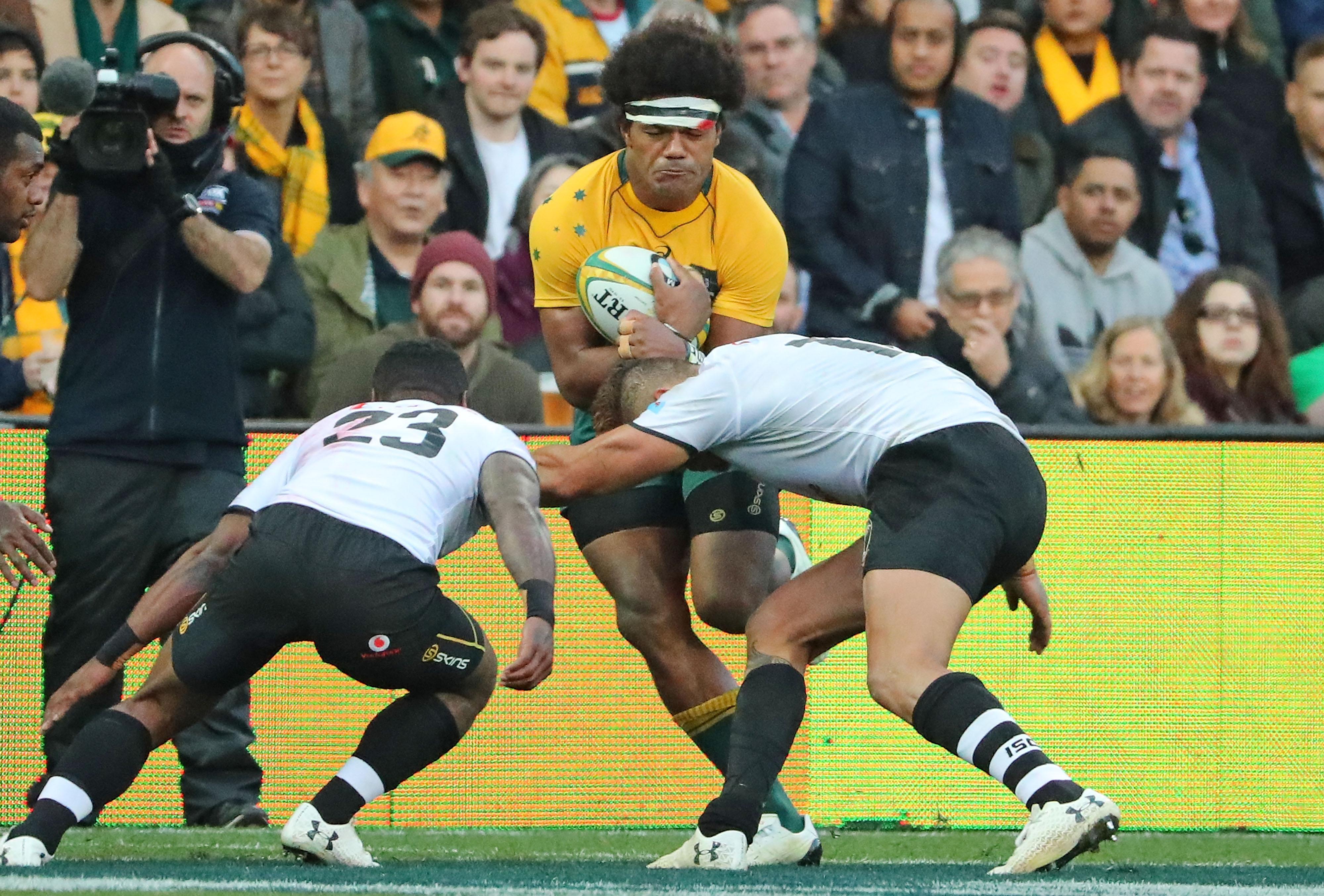 australia vs fiji rugby union 2017