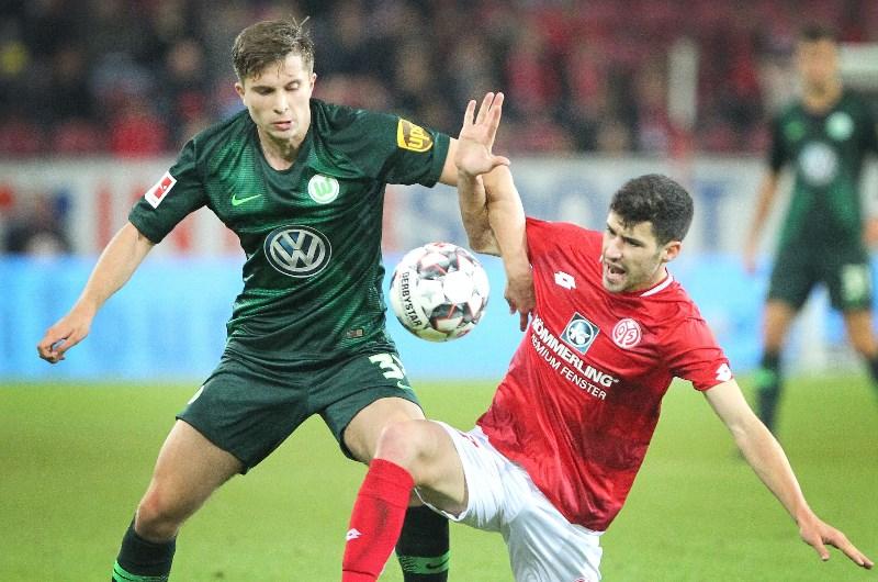 Mainz Wolfsburg