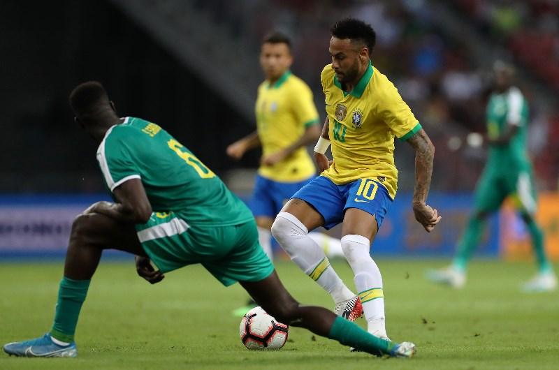 Image result for Nigeria vs brazil fighting