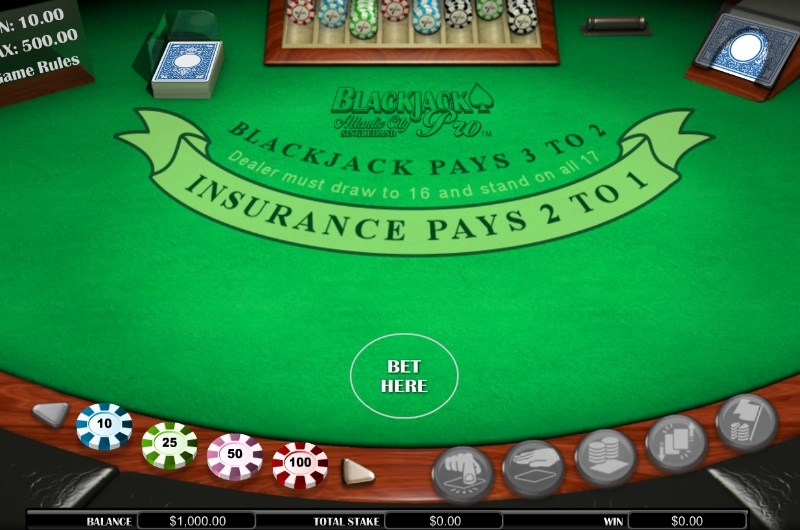 Blackjack with two players