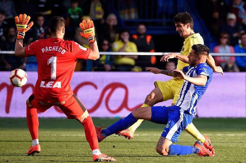 Villarreal vs Deportivo Alaves h2h