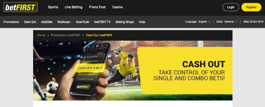 Betfirst live betting tips affiliate sports betting