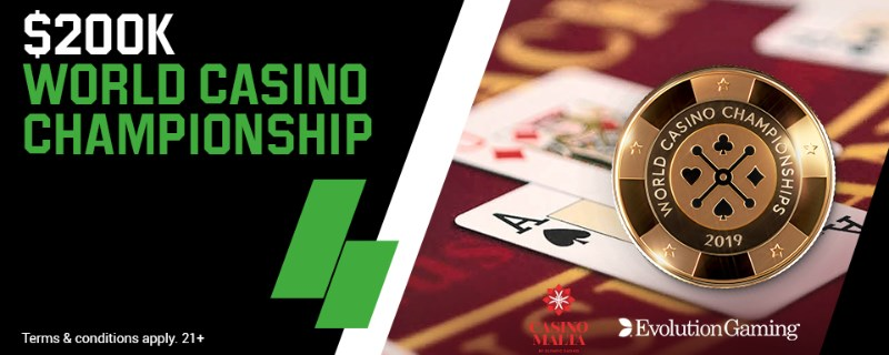 Unibet World Casino Championship 2019