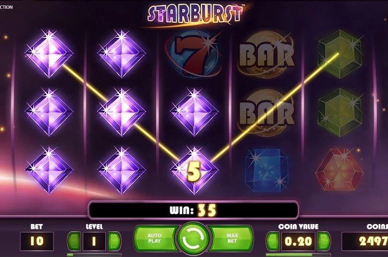 Starburst Million Free Spins Drop