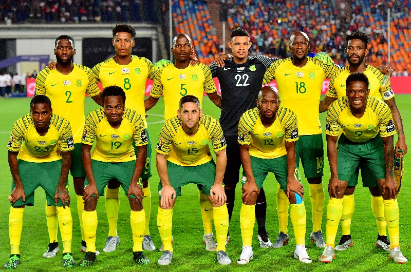 CR South Africa 3516 - AFCON Qualifiers: South Africa Names Squad For Ghana Clash