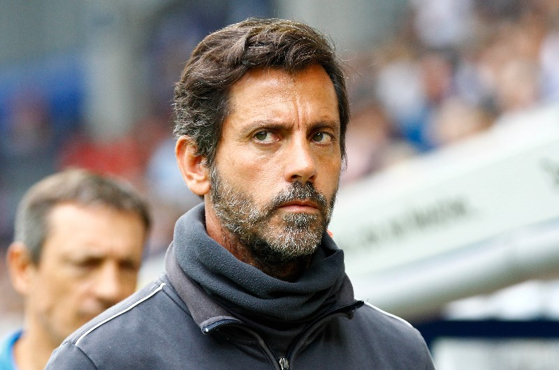Quique Sánchez Flores friendly