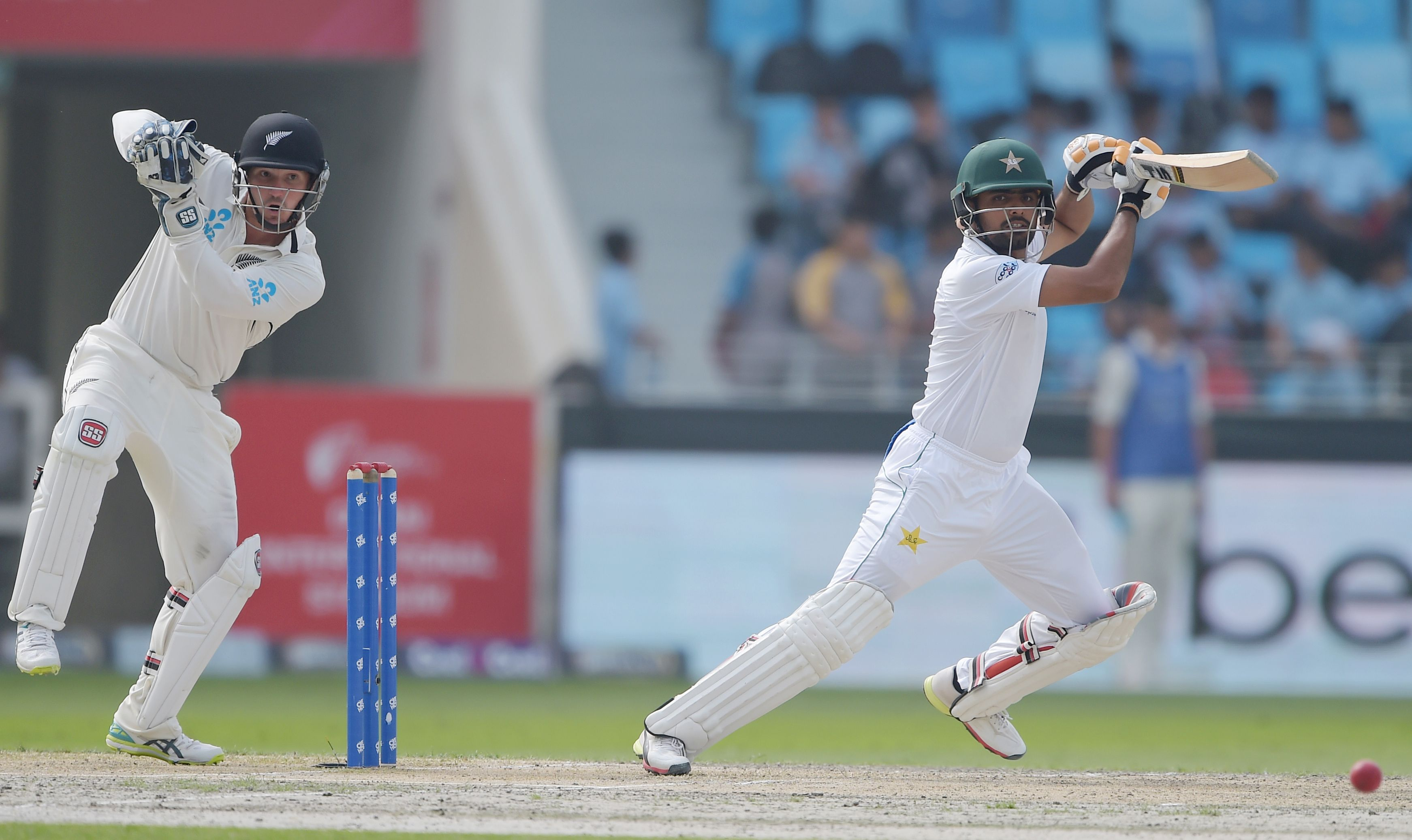 Babar Azam test batting