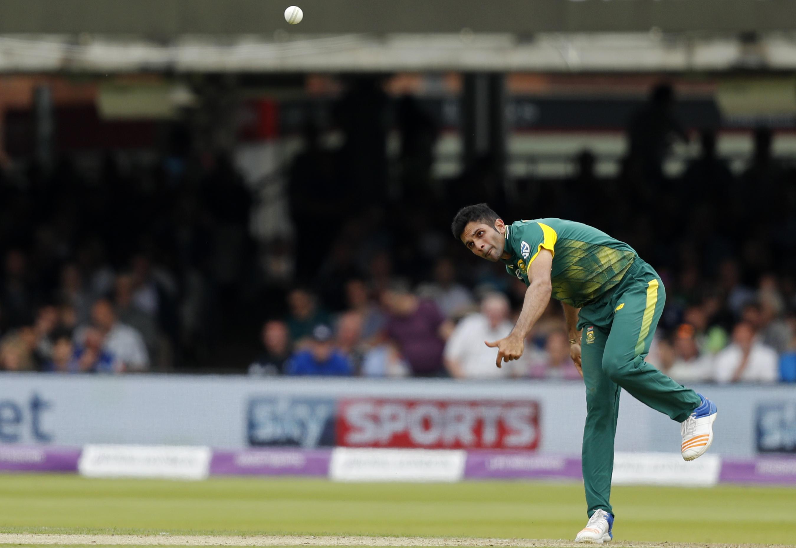 Keshav Maharaj one day cricket