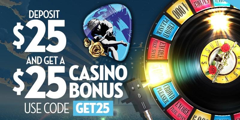 Caesars Online Casino Registration Bonus Code