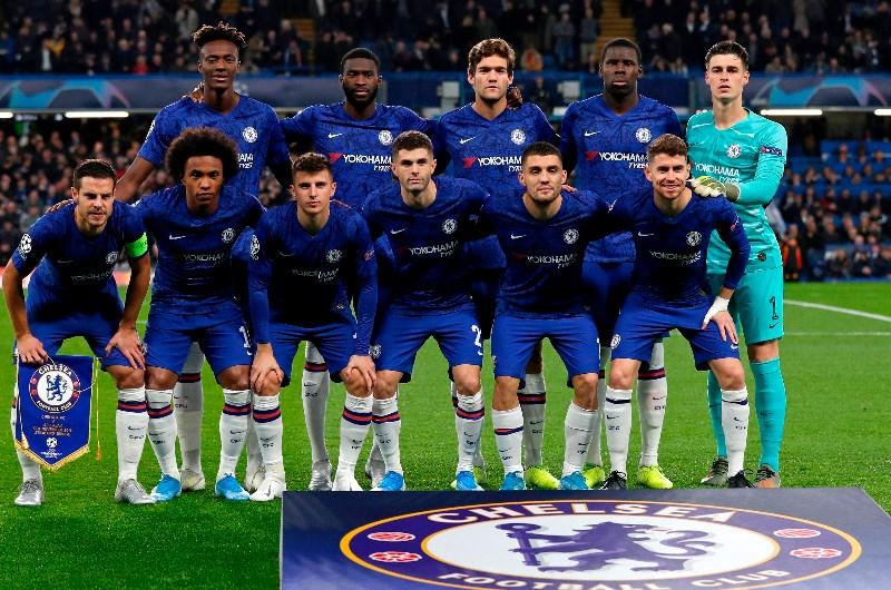 Chelsea uefa