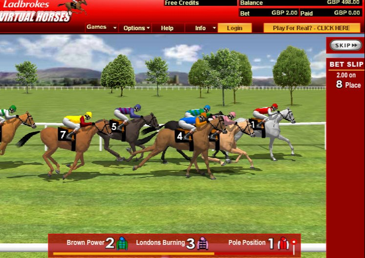 Horse racing games betting free 20 euros in bitcoins mining