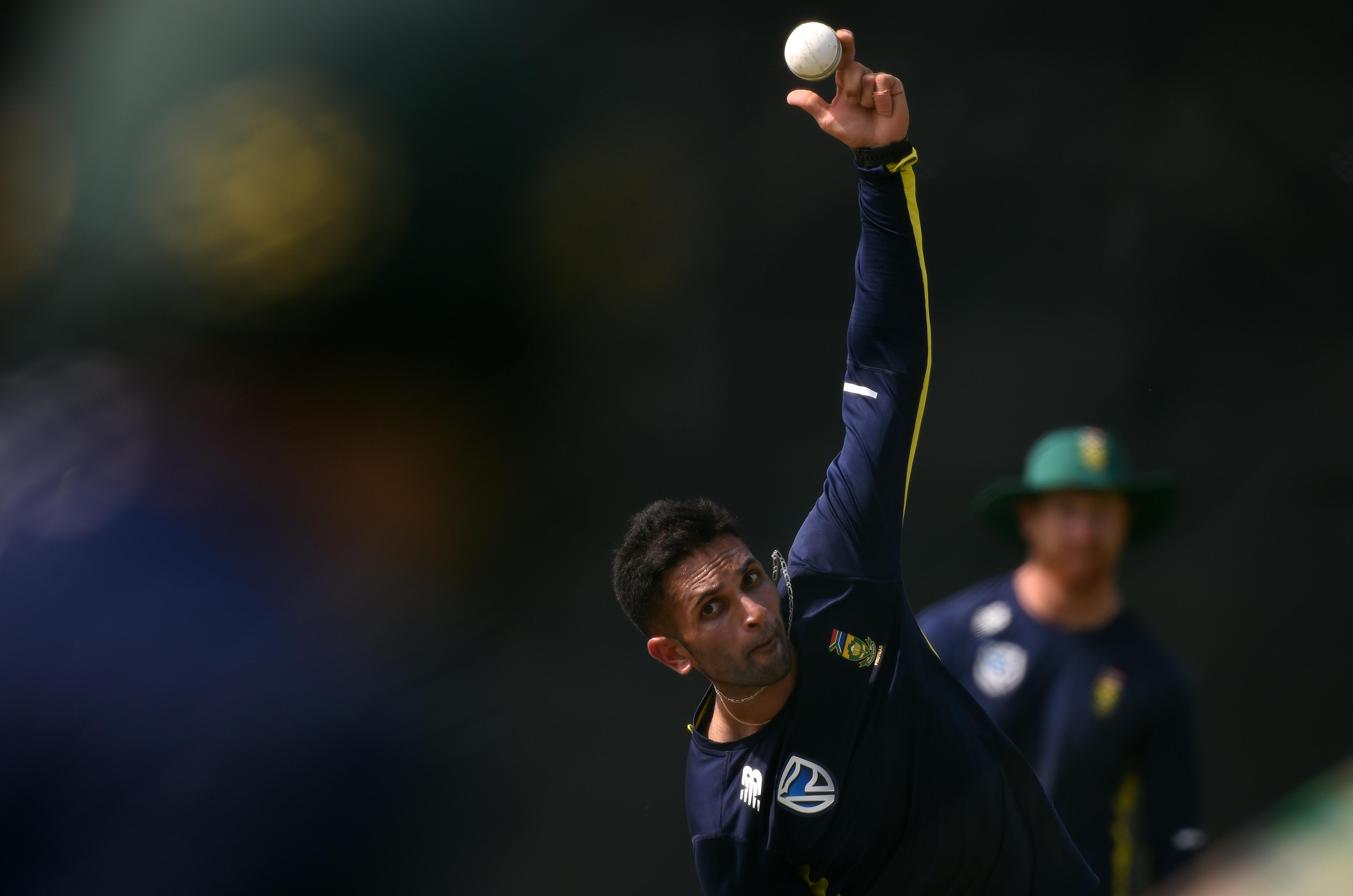 Keshav Maharaj odi t20 cricket