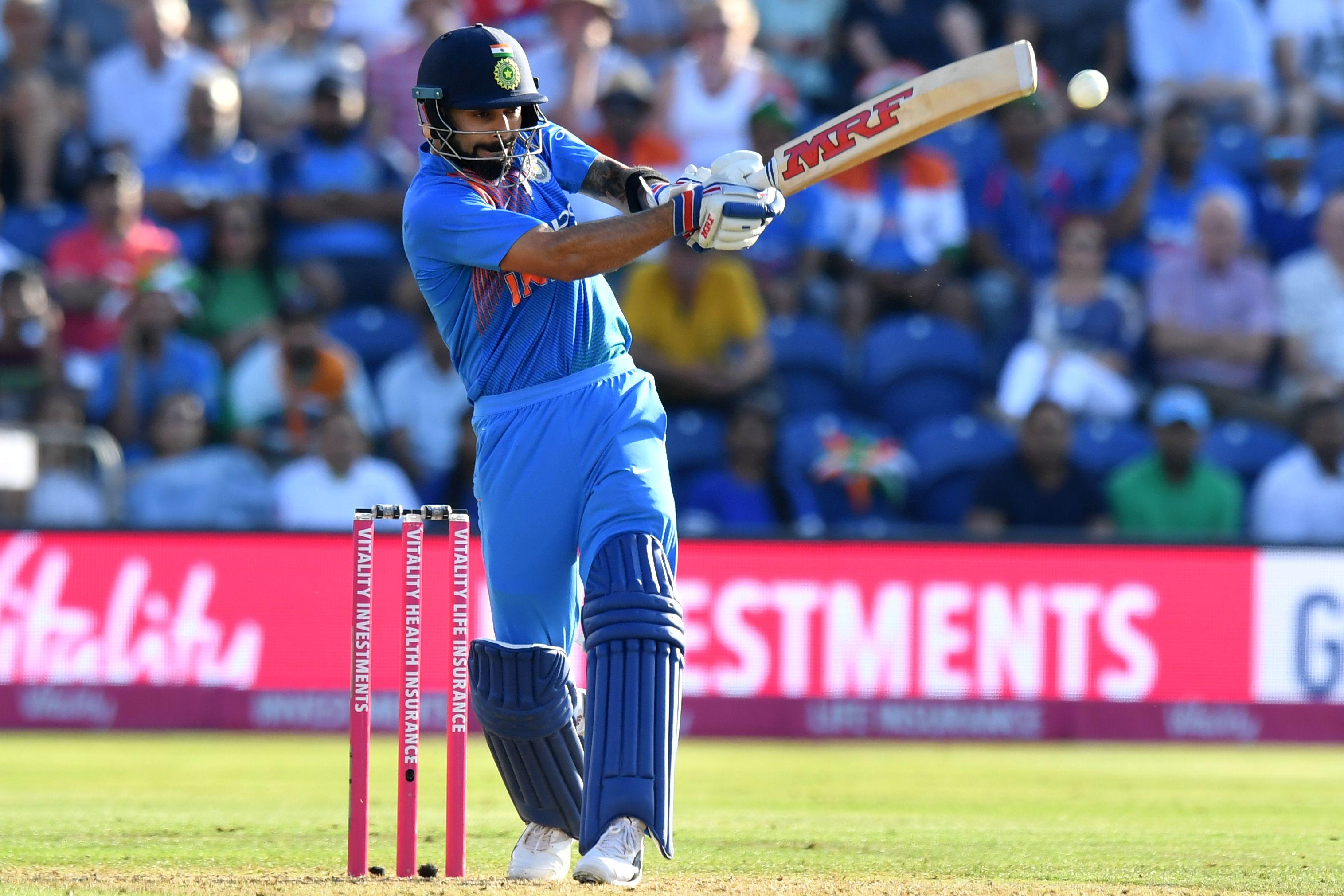 Virat Kohli T20 batting