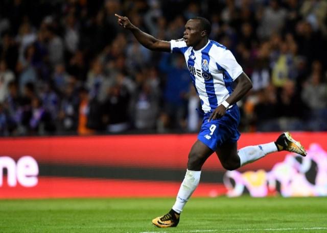Vincent Aboubakar celebrate
