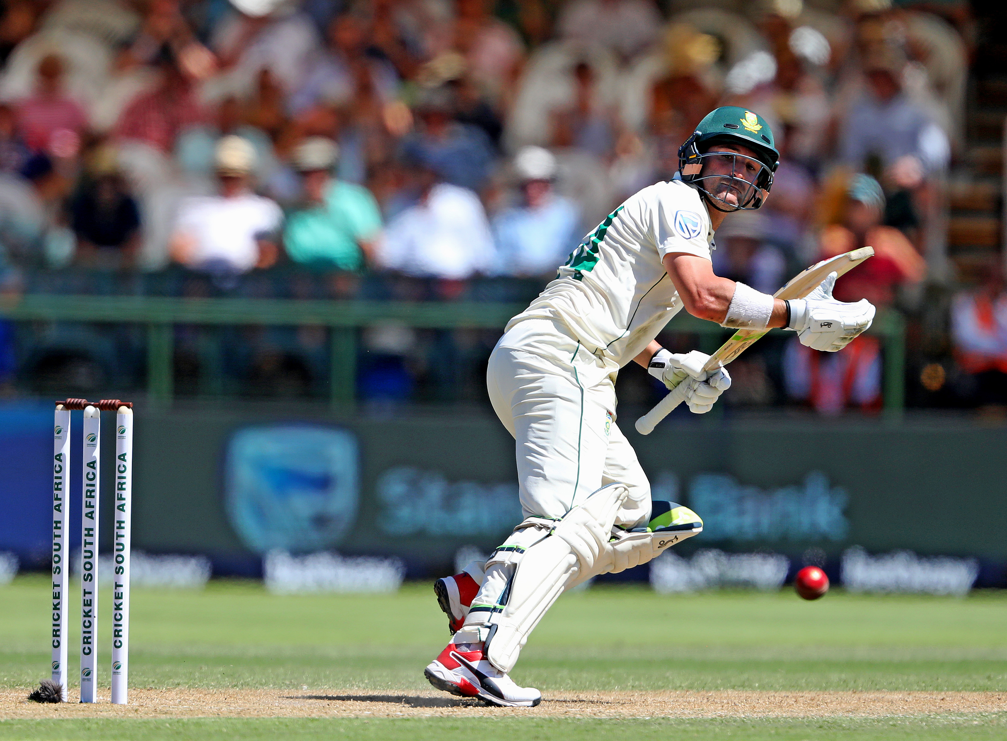 Dean Elgar Test cricket