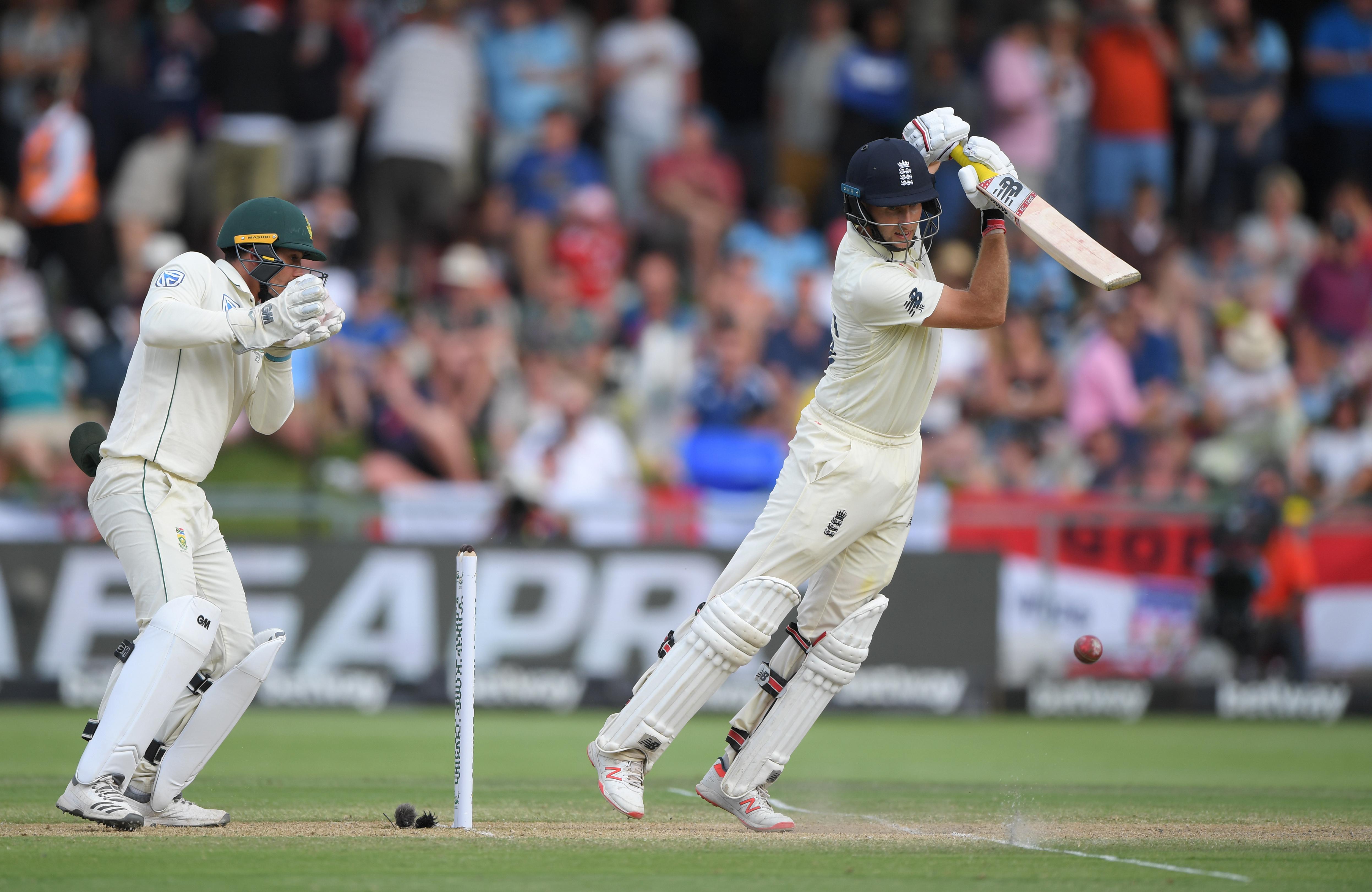 Joe Root Test cricket