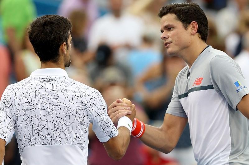 Milos Raonic Vs Novak Djokovic Australian Open Tennis Tips Live Stream Djokovic In Straight Sets