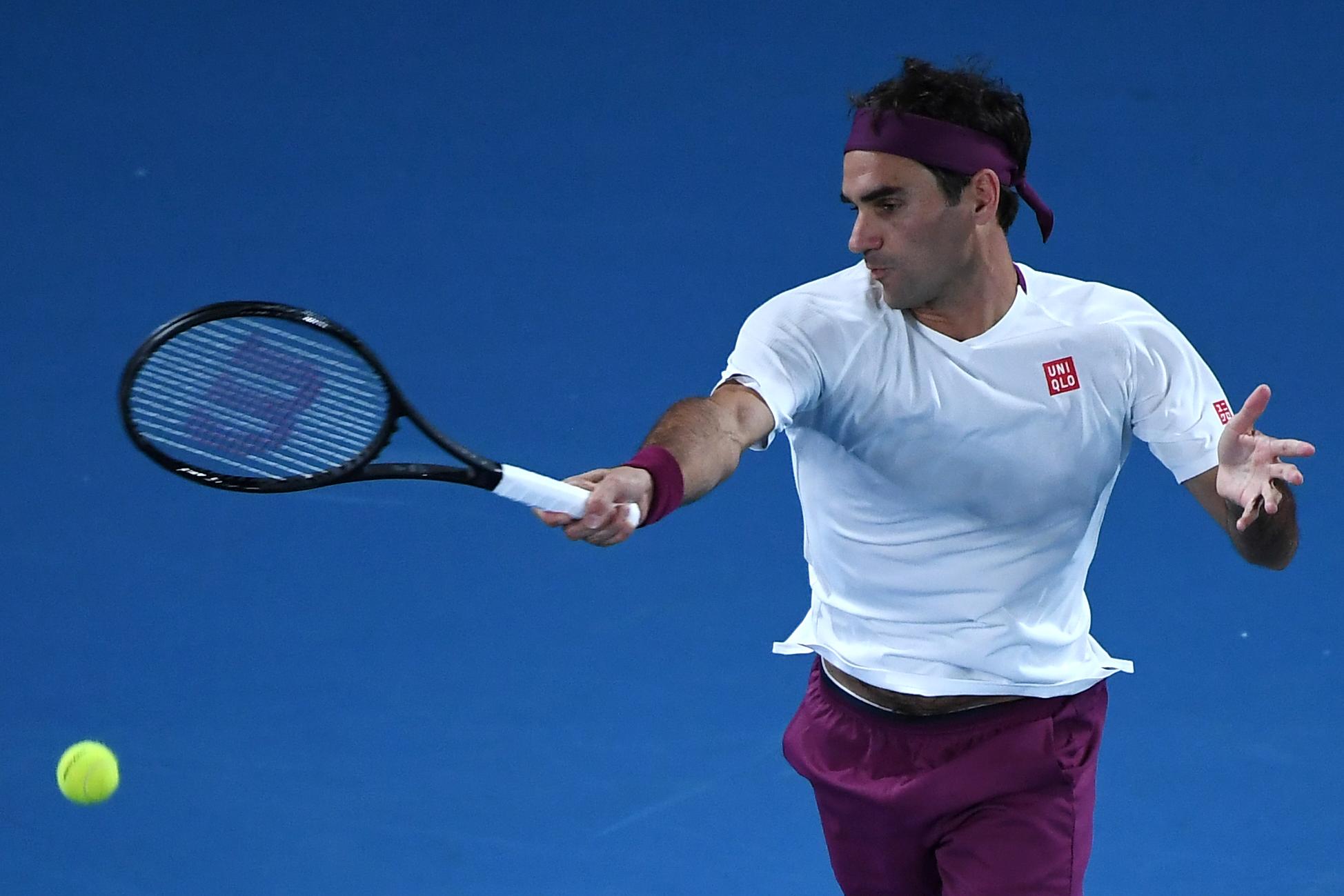 Federer Sandgren