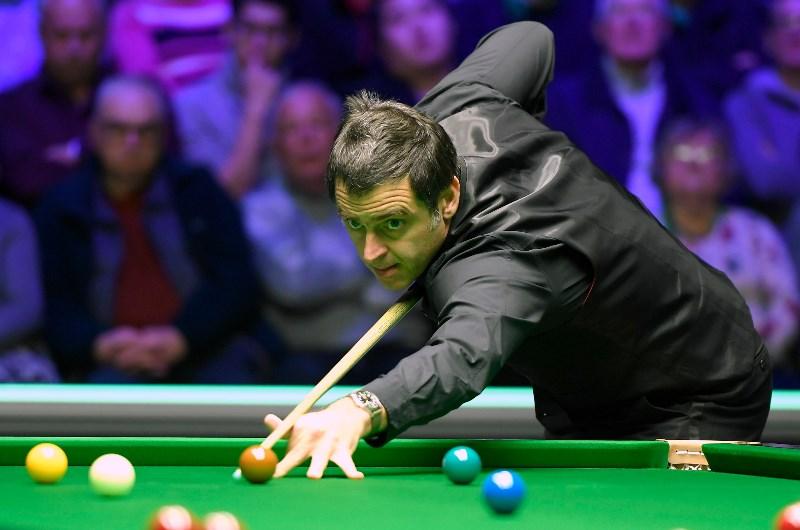 Snooker Welsh Open 2021