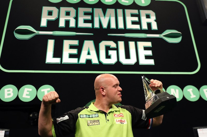 Premier League Darts 2020 Betting Tips Draw Odds Live Stream