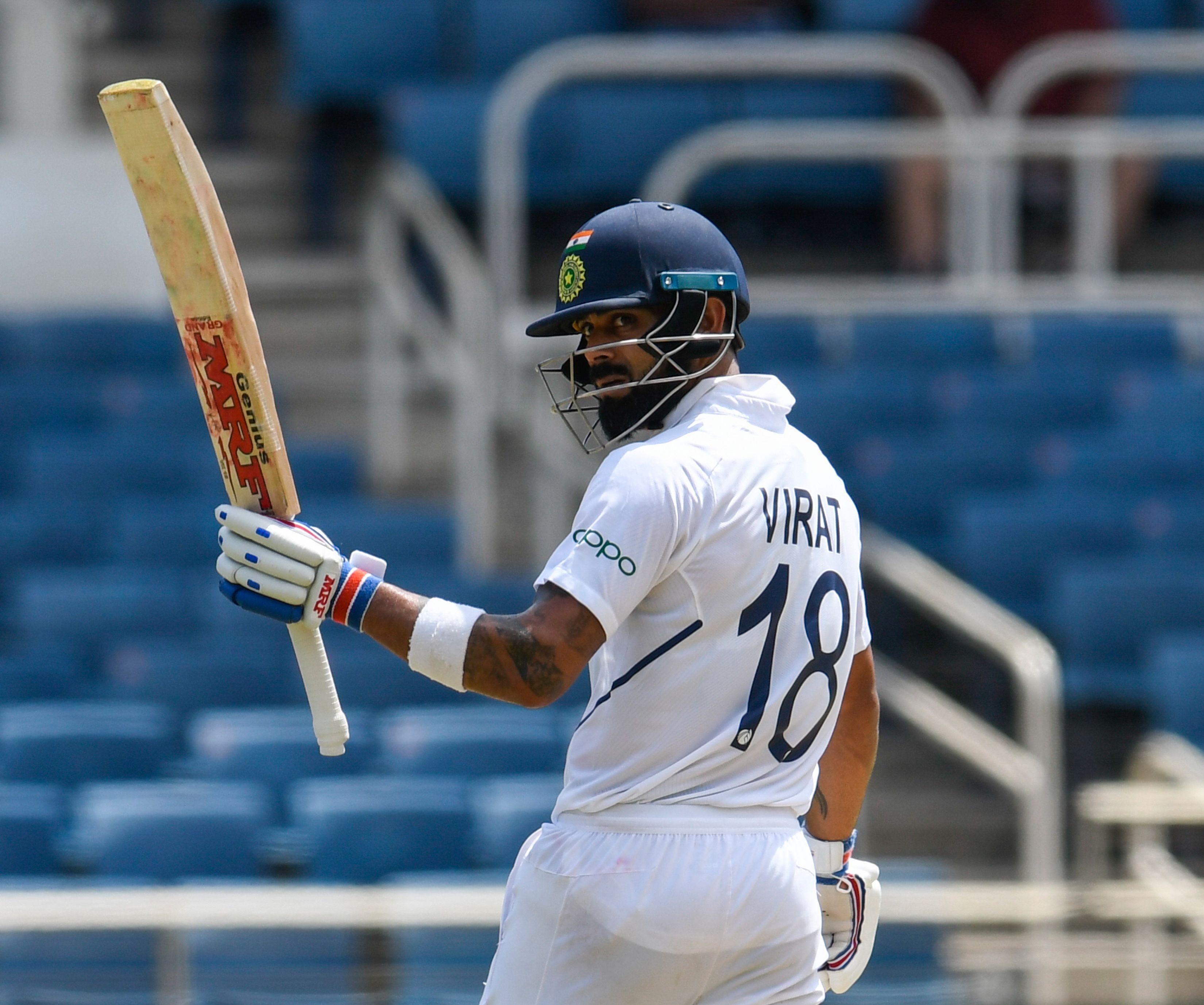 Virat Kohli test cricket