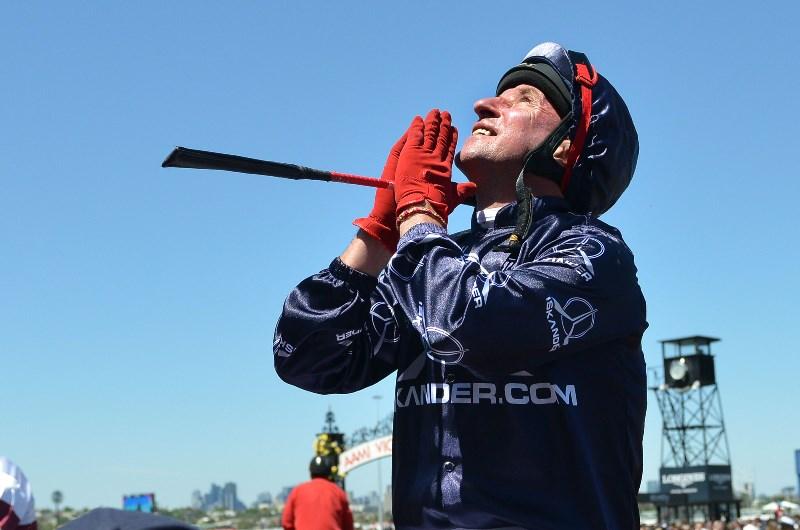 jim cassidy - most group 1 jockey wins