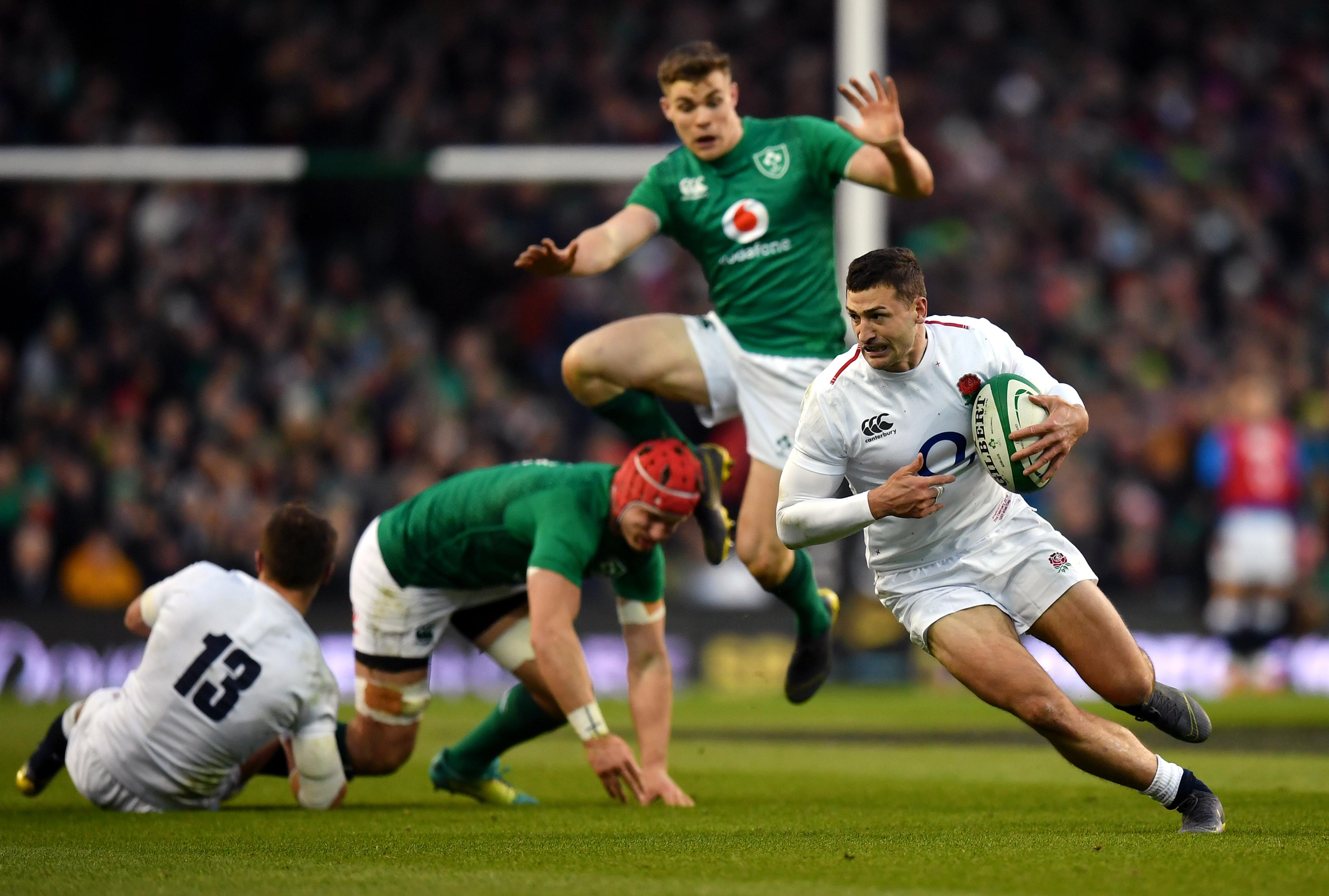 ireland vs england 2019 six nations