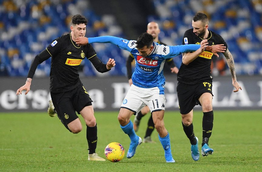 Napoli inter betting preview on betfair polish football league 2 betting