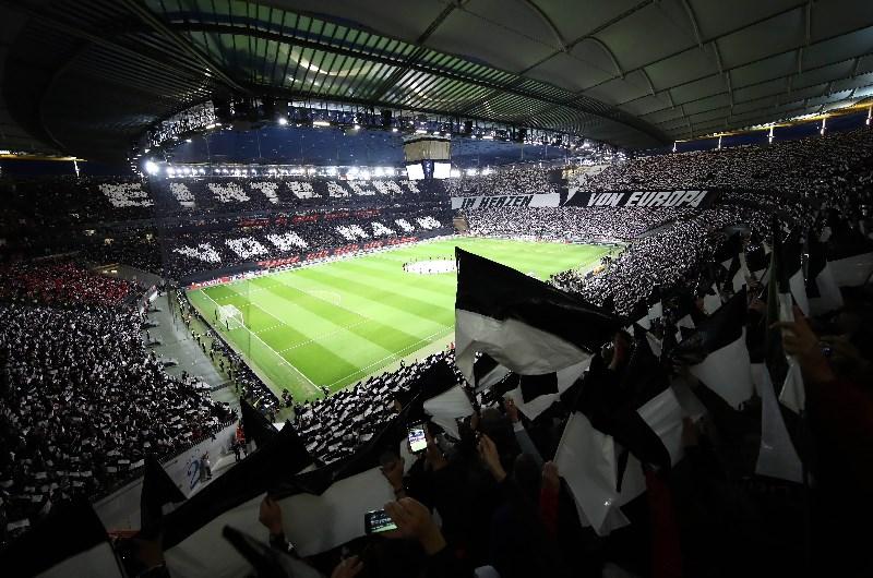 Eintracht Frankfurt uefa